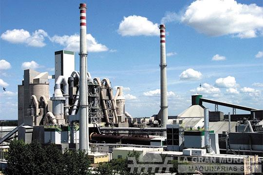 Plantas de Cemento de 1000 t / d