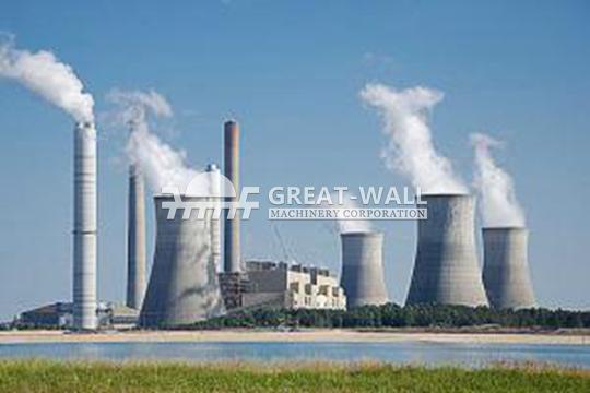 Solución de la Planta termoeléctrica