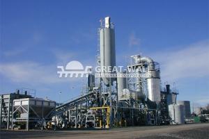 Solución para la Planta de Cemento