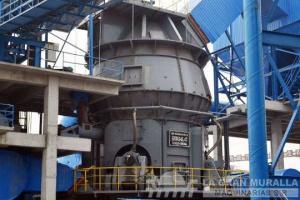 Molino vertical de carbón