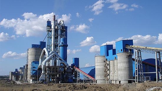 Cement-Production-Line