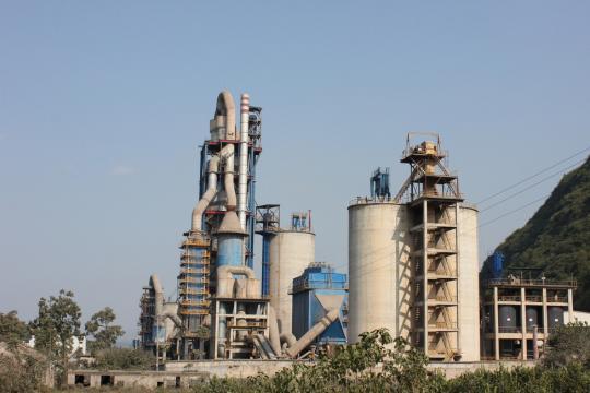 Planta de cemento de 700 t / d